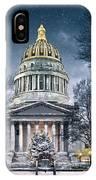 West Virginia State Capitol IPhone Case