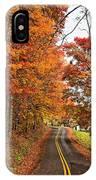 West Virginia Wandering IPhone Case