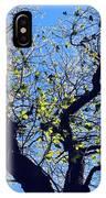 Western Michigan Trees 1 IPhone Case