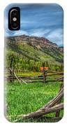 Western Solitude IPhone Case