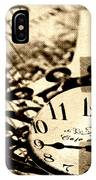 Western Time IPhone Case
