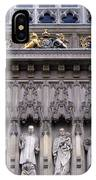 Westminster Abbey 1 IPhone Case