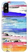 Westward Ho Shore IPhone X Case