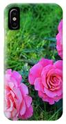 Wet Bloomers IPhone Case