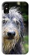 Wet Dog IPhone Case