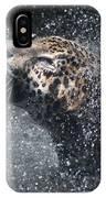 Wet Jaguar  IPhone Case