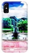 Wet Paint - Don't Touch IPhone Case