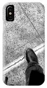Wet Step IPhone Case