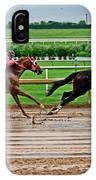 Wet Track 007mx IPhone Case