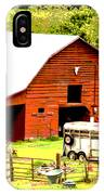 What About The Horses IPhone X Case