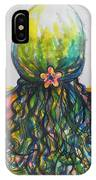 What Lies Ahead Series...tangled Up IPhone Case