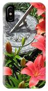 What Time Is It? IPhone Case