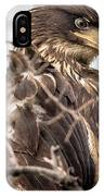 Whats A Little Wind..... IPhone Case