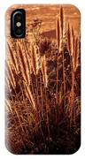 Wheat Grass IPhone Case