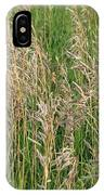 Wheat In The Wind IPhone Case