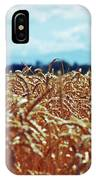 Wheat Reeds IPhone Case