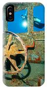 Wheel House IPhone Case