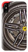 Wheel Of A Ferrari IPhone Case