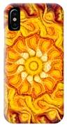 Wheel Of Fire IPhone Case