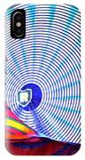 Wheel Of Light Work B IPhone Case