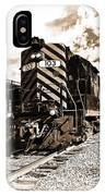 Wheeling And Lake Erie IPhone Case