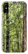 When The Forest Calls To Me IPhone Case