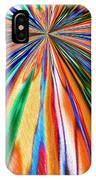 Where It All Began Abstract IPhone Case