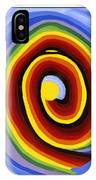 Whirling Birthing IPhone Case