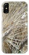 Whispering Wheat IPhone Case