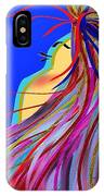 Whispering Wind IPhone Case