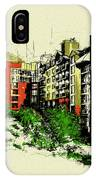 Whistler Art 004 IPhone Case