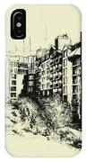 Whistler Art 007 IPhone Case
