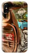 Whistler Train Wreck Stopping Point IPhone Case
