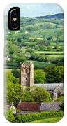 Whitchurch Canonicorum Overview  IPhone Case