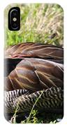 White-faced Whistling Duck IPhone Case