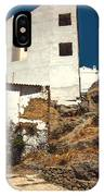 White Houses Of Ronda 1 IPhone Case