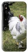 White Meat Or Dark Meat IPhone Case