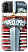 White Motor Company Highway Post Office U. S. Mail No 1 IPhone Case