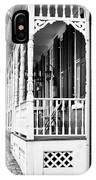 White Porch IPhone Case