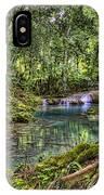 White River Falls IPhone Case