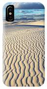 White Sands Of New Mexico IPhone Case