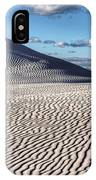 White Sands Patterns IPhone Case