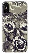 White-tailed Deer 2 IPhone Case