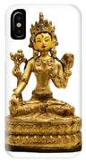White Tara IPhone Case