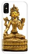 White Tara IPhone Case