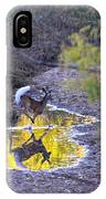 Whitetail Deer Mirrored IPhone Case