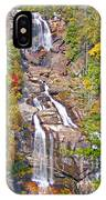 Whitewater Falls Vertical IPhone Case