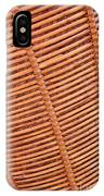 Wicker #2 IPhone Case