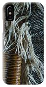 Wicker And Wool IPhone Case