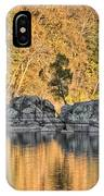 Widewater Fall Color IPhone Case
